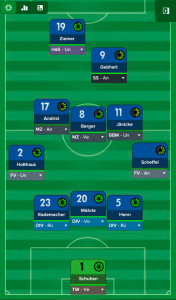 FM17 Formation
