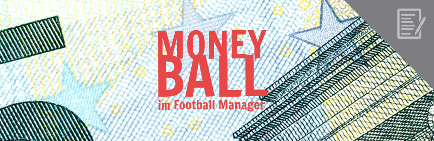 Moneyball Football Manager FM