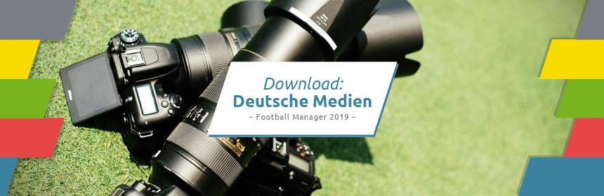 FM19 Deutsche Medien