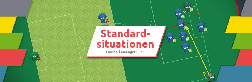 Standards im Football Manager