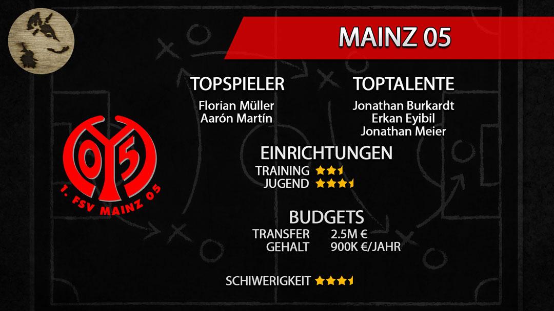 FM20-Teamguide Mainz 05