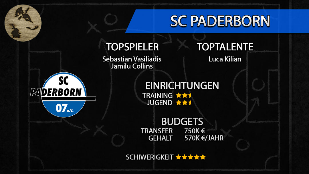FM20-Teamguide Paderborn