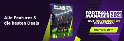 Football Manager 2021 kaufen