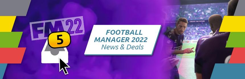 Football Manager 2022 kaufen & News